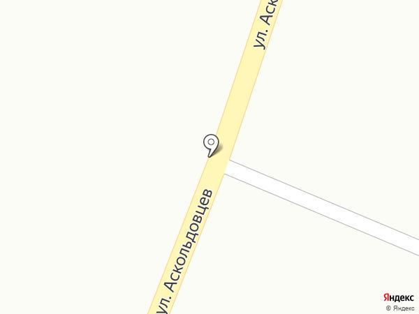 Тулома на карте Мурманска
