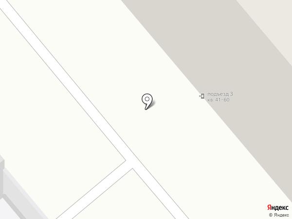 Магдалина на карте Мурманска