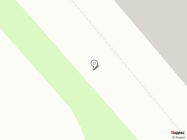 Водолей на карте Мурманска