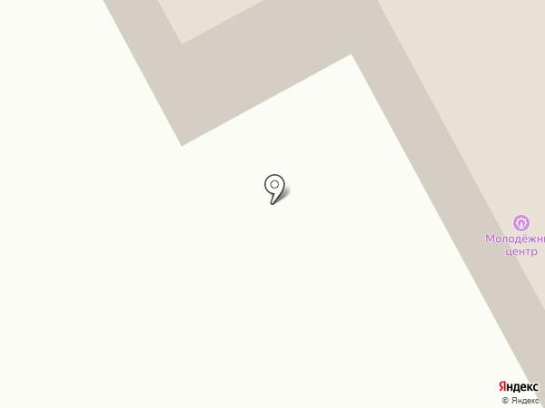 Объединение молодежных центров, МАУ на карте Мурманска