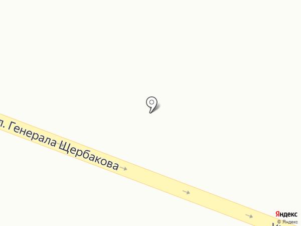 Тонар хлебобулочных изделий на карте Мурманска