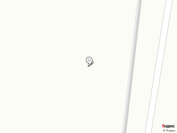 Радуга на карте Мурманска