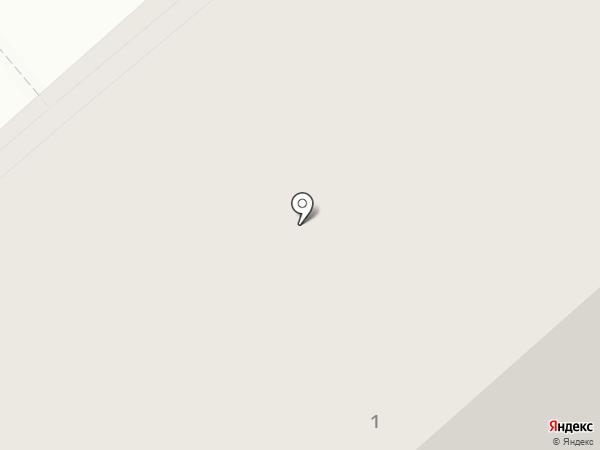 Экостройпроект на карте Мурманска