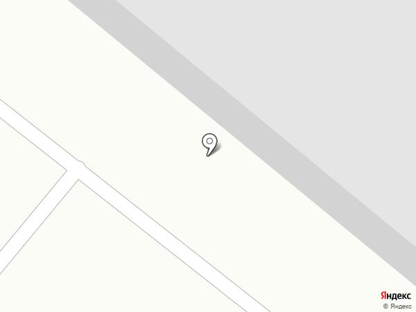 МУРМАНСТРОЙ на карте Мурманска