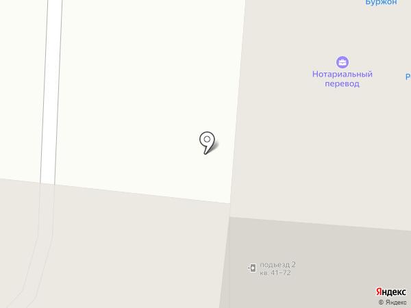 Мир детства на карте Мурманска