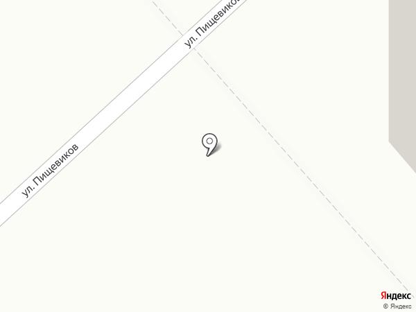 LAKME на карте Мурманска