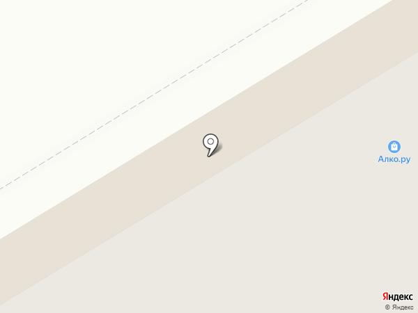 АЛКО.ru на карте Мурманска