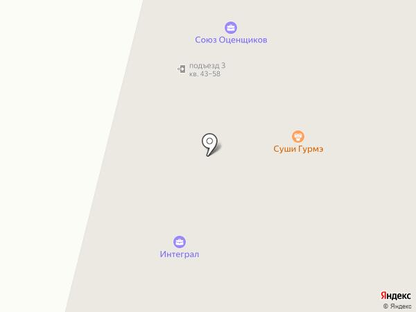 Салон детской оптики на карте Мурманска
