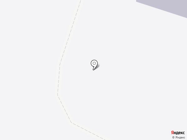 Средняя общеобразовательная школа №50 на карте Мурманска