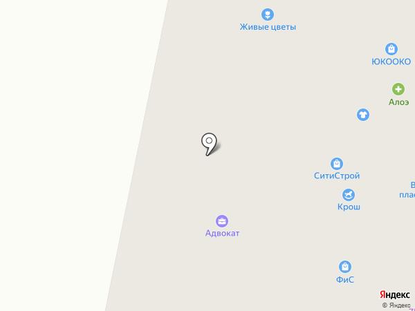 KINDER Store на карте Мурманска