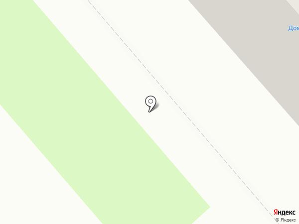 Уютный Дом на карте Мурманска