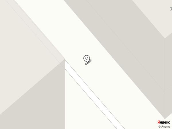 МАРУХА на карте Мурманска