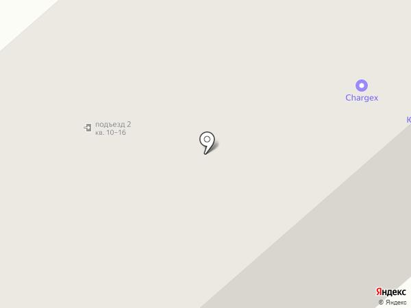 Юридическая компания на карте Мурманска