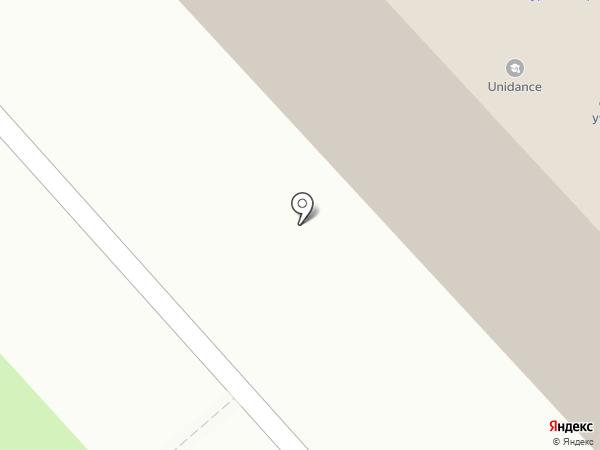 SkyLash Мурманск на карте Мурманска