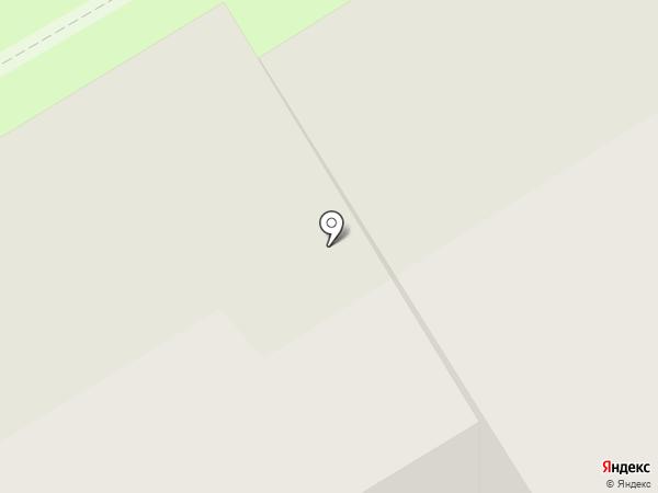 Беринг на карте Мурманска