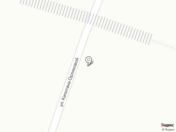 Дом молодежи на карте Мурманска