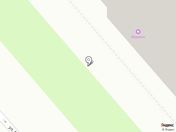 Почтовое отделение №12 на карте Мурманска