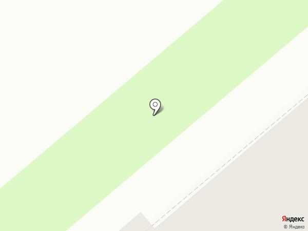 Счастливый взгляд на карте Мурманска
