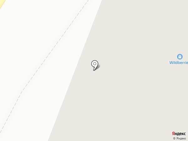 Рыбный на карте Мурманска