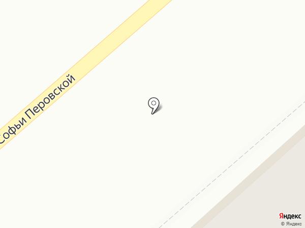 Чайка+ на карте Мурманска