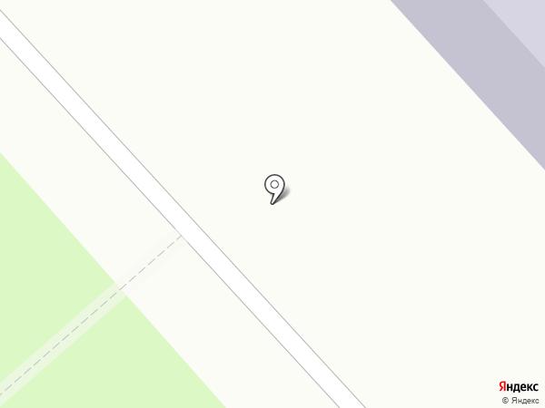 Мурманская областная детско-юношеская библиотека на карте Мурманска