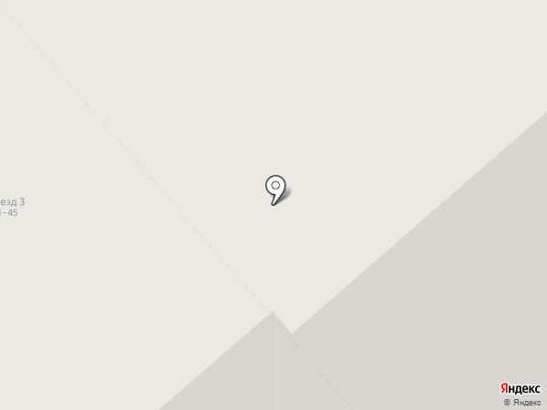НТН Дизайн на карте Мурманска