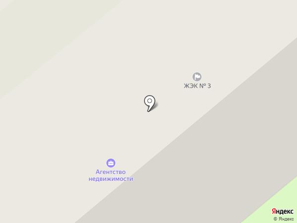 Компания по сдаче в аренду торговых и жилых помещений на карте Мурманска