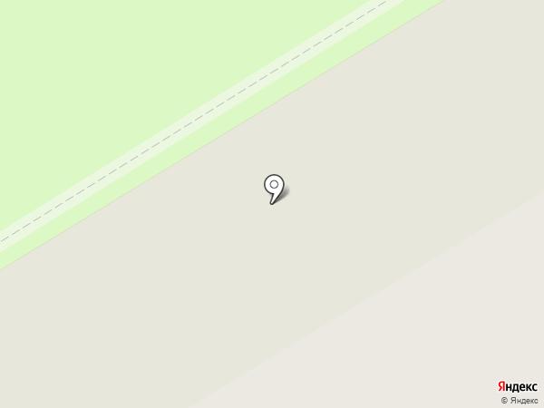 Мэджик-Дент на карте Мурманска