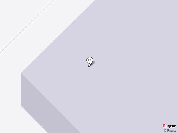 Средняя общеобразовательная школа №33 на карте Мурманска
