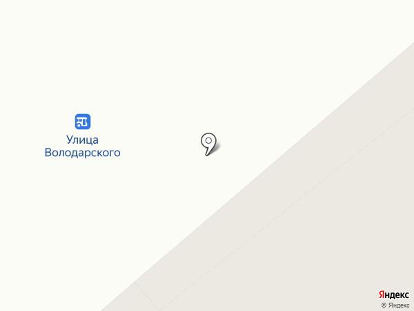 Трикотажное ателье на карте Мурманска