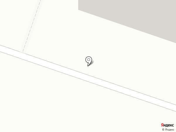 Городская поликлиника №5 на карте Мурманска