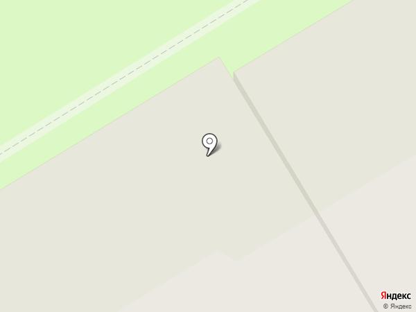 Мила на карте Мурманска