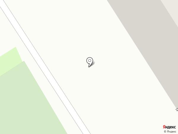 Мурманская городская поликлиника №1 на карте Мурманска