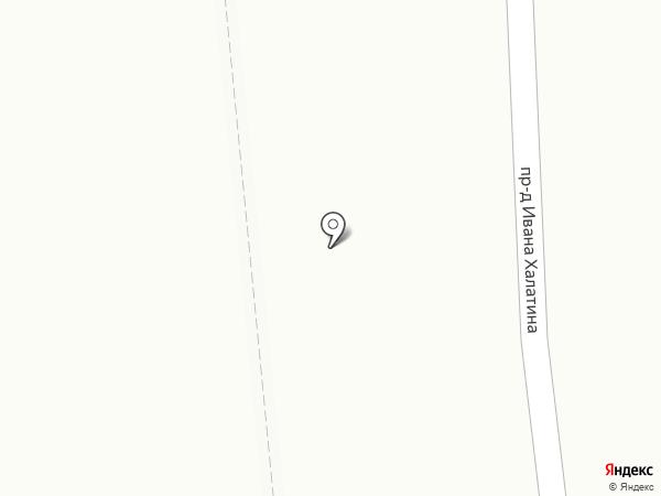 Фирма на карте Мурманска