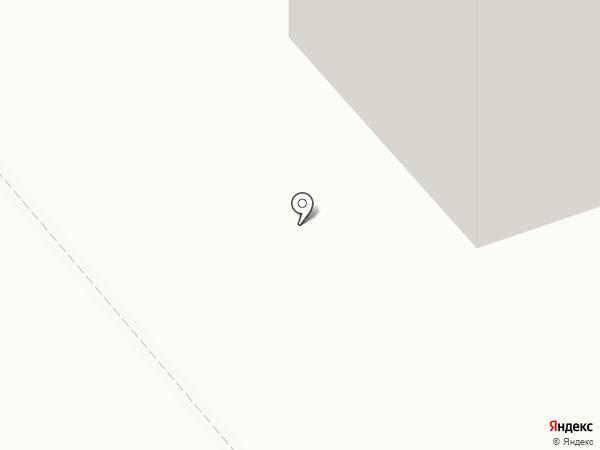 Гларус на карте Мурманска