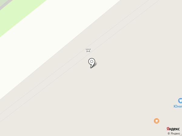 Компания по изготовлению мебели на карте Мурманска