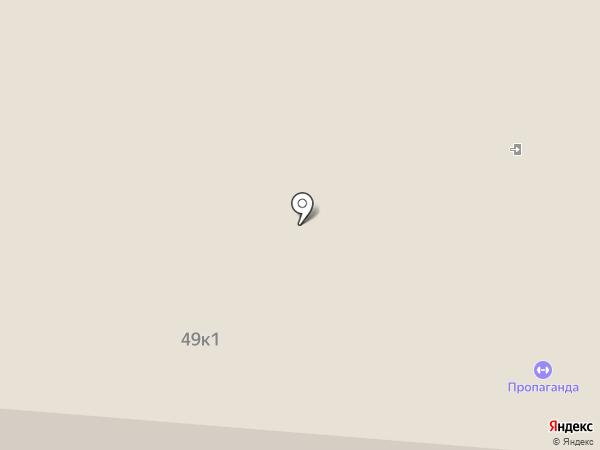 Баренц сайф на карте Мурманска