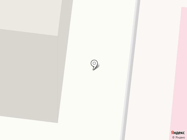Государственная ветеринарная лечебница на карте Мурманска