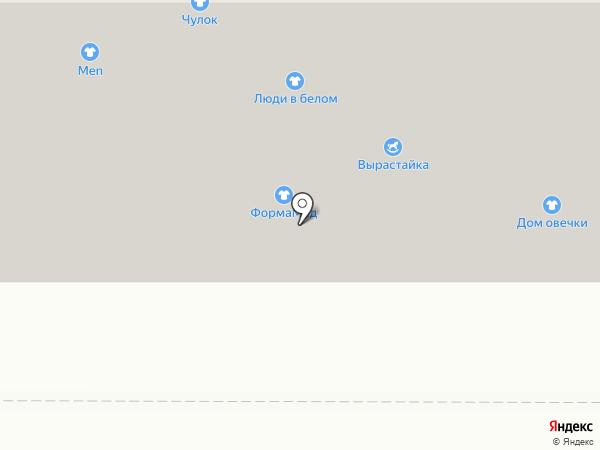 Соня на карте Мурманска