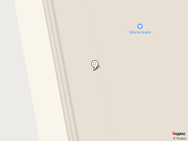 Мега Кружка на карте Мурманска