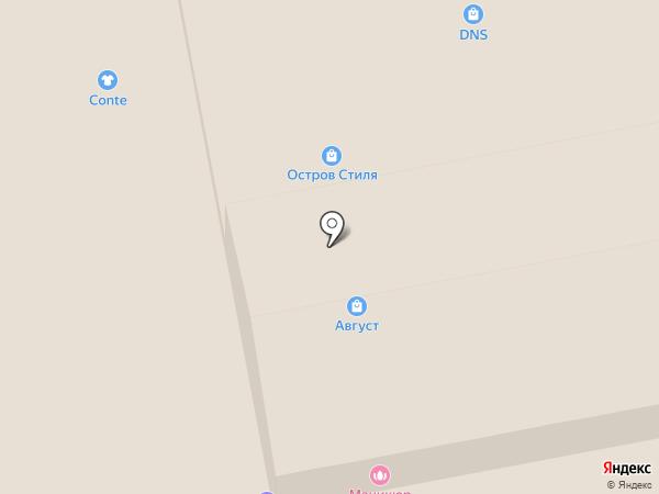 LALIS на карте Мурманска