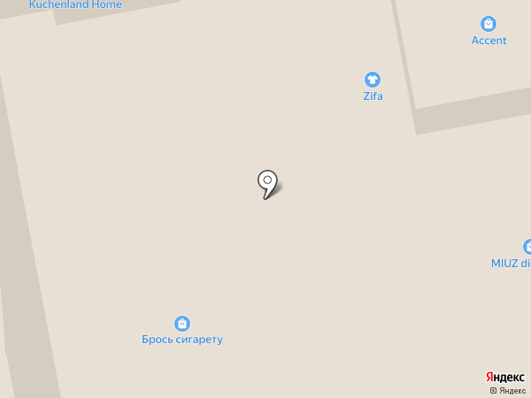 YVES ROCHER на карте Мурманска