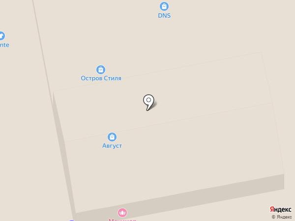PLAXA на карте Мурманска