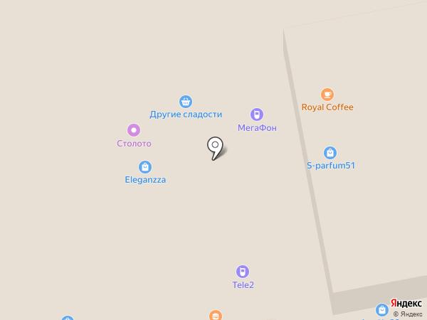 СИЛА ГЛАЗА на карте Мурманска