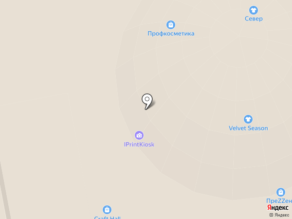 RESERVED на карте Мурманска