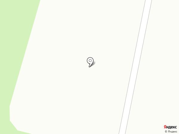 Дорожное на карте Мурманска