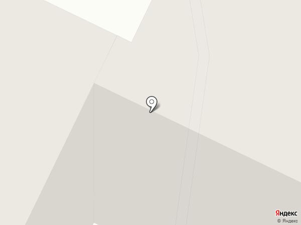 Пятерочка на карте Мурманска