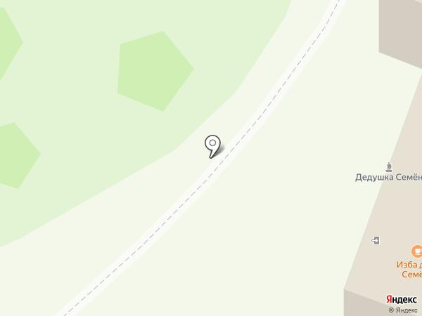 У деда Семена на карте Мурманска
