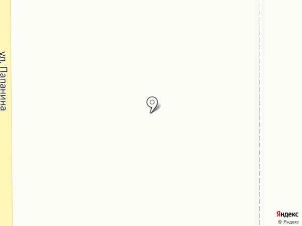 Лувве на карте Мурманска