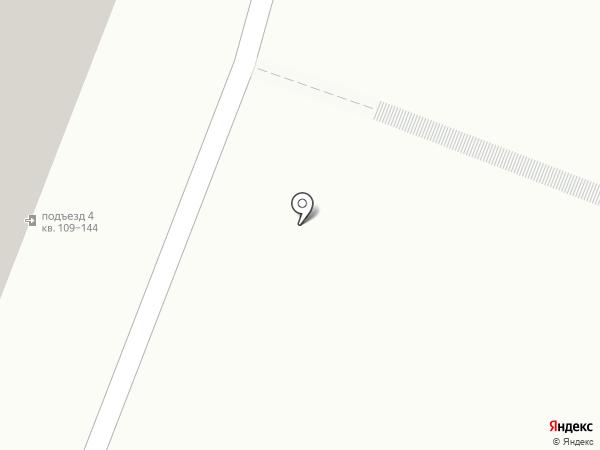 Сладкоежка на карте Мурманска